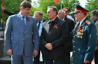 Задержан мэр Луганска Сергей Кравченко
