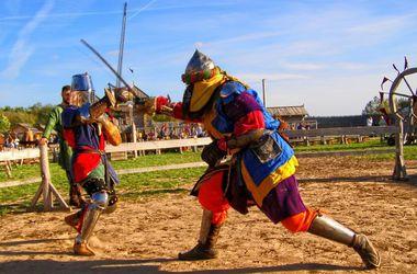 В Харькове возобновляют традиции рыцарских времен