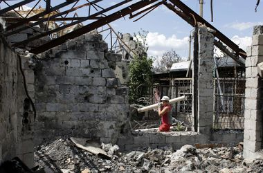 """Инвалид, который помогает вывозить людей из Донбасса: """"Тут какой-то сатанизм"""""""