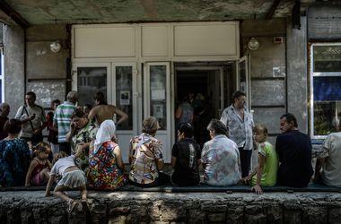 Москва и Петербург больше не будут принимать переселенцев из Донбасса