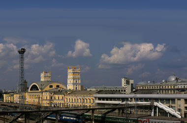 В Харькове на вокзале задержали мужчину со взрывпакетом