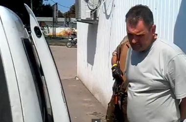 Силы АТО задержали мэра Александровска