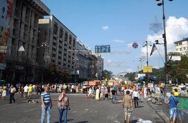 Киевляне хотят помочь коммунальщикам с уборкой центра столицы – КГГА