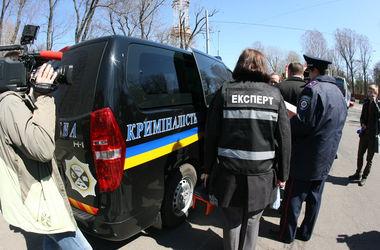 """В Киеве """"заминировали"""" телеканал"""