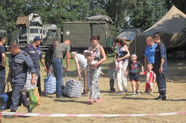 На Донбасс прибыло 5,5 тонн гуманитарной помощи, в освобожденные города возвращается мирная жизнь - СНБО