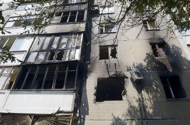 В черте Донецка ведутся боевые действия