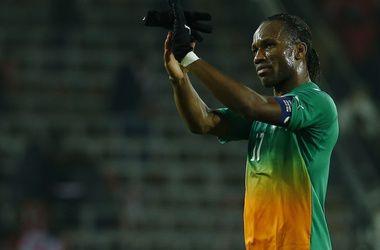 Дрогба завершил карьеру в сборной Кот-д'Ивуара