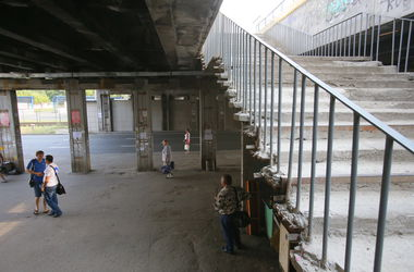 Власти хотят сделать платным въезд в центр Киева ради денег на ремонт мостов
