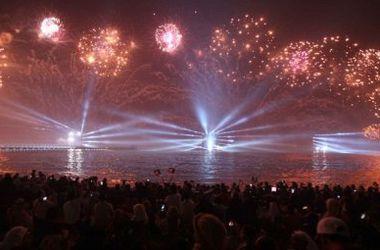 В Запорожье запретили фейерверки до завершения АТО