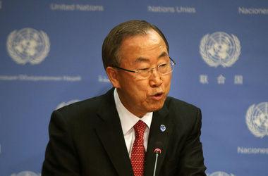 ООН предлагает направить в Донбасс гуманитарную помощь