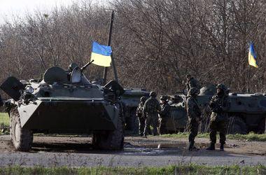 Украинская армия на границе за ночь выдержала более 40 огненных атак