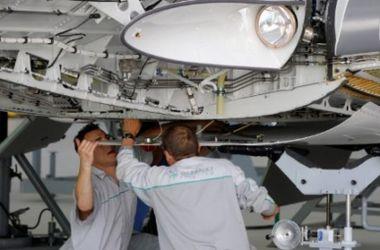 Во время инцидента на авиаремонтном заводе в Конотопе никто не  пострадал- МВД