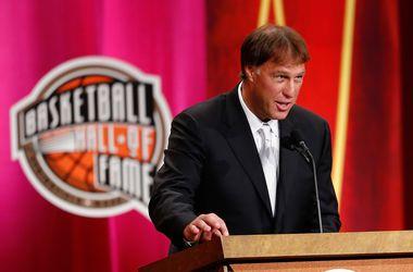 Легенду литовского баскетбола ввели в Зал славы НБА