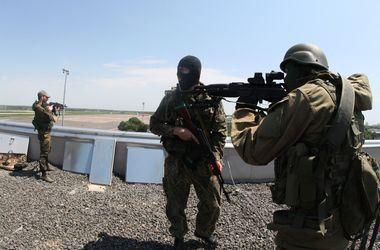 В Донецке звуки стрельбы слышны практически во всех районах города