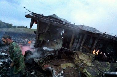 """Украина передала международным экспертам данные расследования крушения """"Боинга-777"""""""