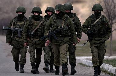 Украина пресекла попытку проникновения на свою территорию российских военных