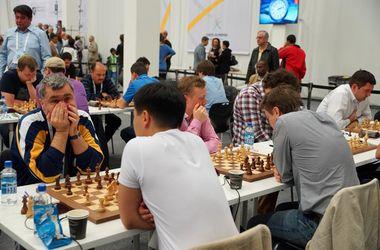 Украина синхронно побеждает Казахстан на шахматной Олимпиаде