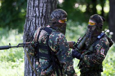 Силы АТО продолжают наступление на  террористов - пресс-центр АТО