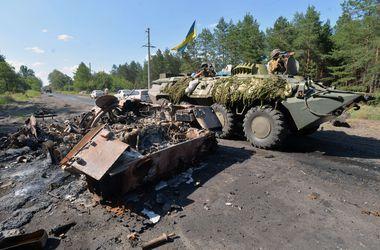 В зоне АТО погиб муж Татьяны Черновол