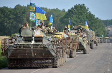 """Батальон """"Азов"""" сообщает о потерях во время наступления на Донецк"""