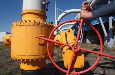 Украина увеличила запасы газа в ПХГ до 15,107 млрд кубометров