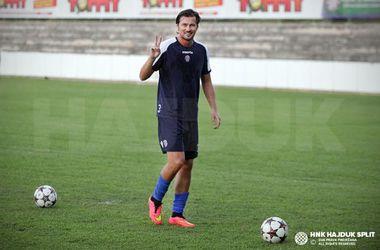 Милевский в новом клубе: радуется победам и тренируется