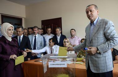 На выборах в Турции победил Эрдоган