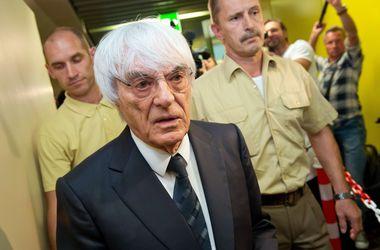 Немецкий банк отказался принять от босса Формулы-1 33 миллиона долларов