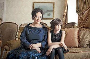 Лариса гузеева с дочерью фото www facebook