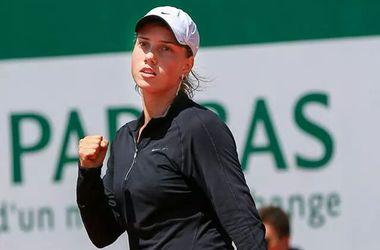 Рейтинг WTA: Анастасия Васильева стала второй ракеткой Украины