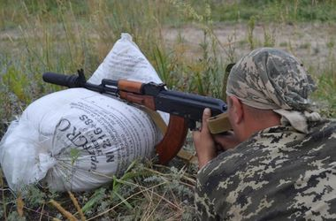 Украинских пограничников интенсивно обстреливают с территории РФ – Госпогранслужба