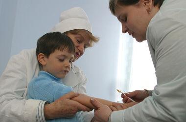 В Одессе детей перестали прививать от туберкулеза