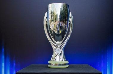 "Суперкубок УЕФА: онлайн матча ""Реал"" - ""Севилья"""