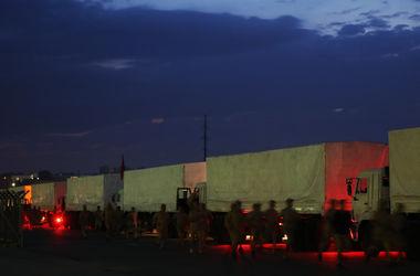 Колонна российской помощи не войдет в Украину – Чалый