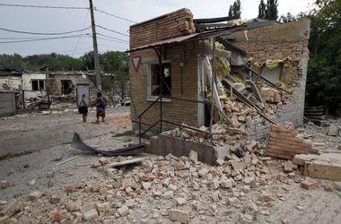 Первомайск после обстрелов: 70% поврежденных домов, 200 убитых и 400 раненых