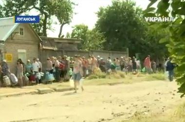 Луганск до сих пор остается в полной блокаде