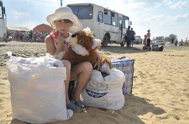 Информация о работе по эвакуации людей из зоны проведения АТО