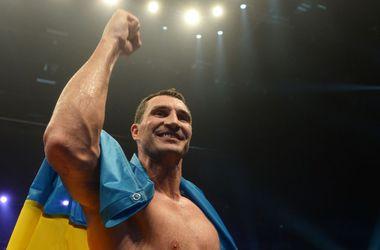 Владимир Кличко передал перчатки на аукцион в поддержку украинской армии