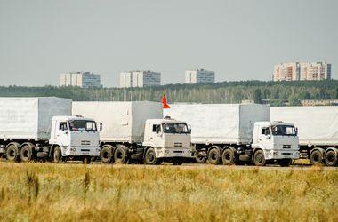 В московском Красном Кресте не знают, где находится гуманитарный конвой