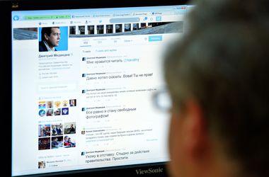 "Twitter Медведева взломали: ""Вова! Ты не прав!"""
