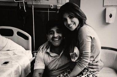 Диего Марадона был госпитализирован, но с ним все в порядке