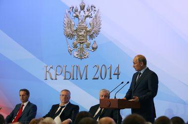Война, деньги и опять война. Главные заявления Путина в Крыму
