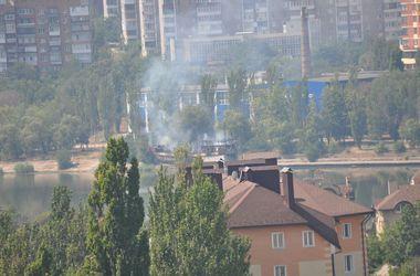 Во время артобстрела Донецка погибли мирные жители