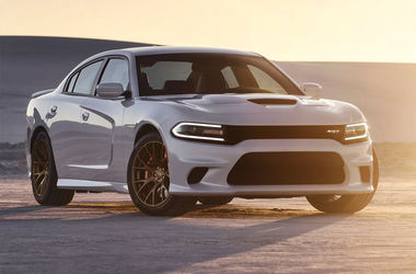 <p>Dodge Charger SRT Hellcat. Фото: autonews.ru</p>