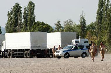 Украинские пограничники не начинали оформление российского гуманитарного груза - ГПСУ