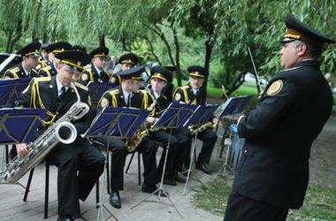 Военные в Киеве устроят концерт в поддержку бойцов АТО