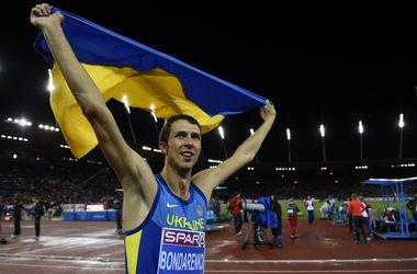 """Первое украинское """"золото"""" чемпионата Европы по легкой атлетике"""