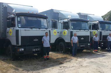 Жители   Донбасса получат правительственную гуманитарную помощь