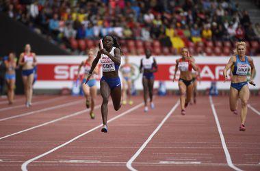 Украинки вышли в финал ЧЕ в эстафете 4х100 метров