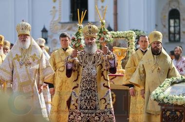 Как проходила интронизация митрополита Онуфрия